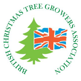 British christmas tree growers association logo